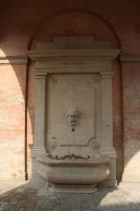 Fontana in disuso