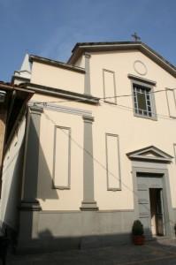 Montelabbate - la Chiesa parrocchiale