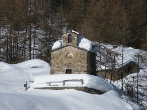 Briga Alta -  Madonna della Neve.