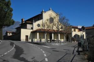 Chiesa del convento dei Frati Capuccini 1