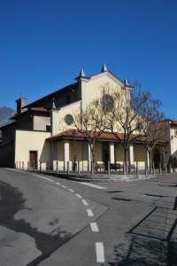 Chiesa del convento dei Frati Capuccini 2
