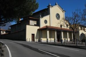 Chiesa del convento dei Frati Capuccini 3