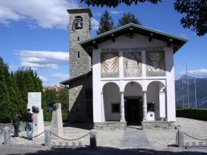 chiesa della Madonna di Ghisallo