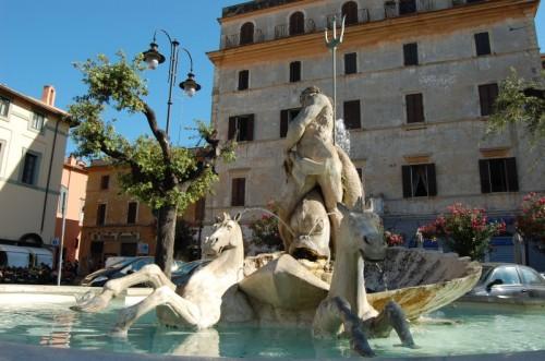 Nettuno - Fontana del dio Nettuno