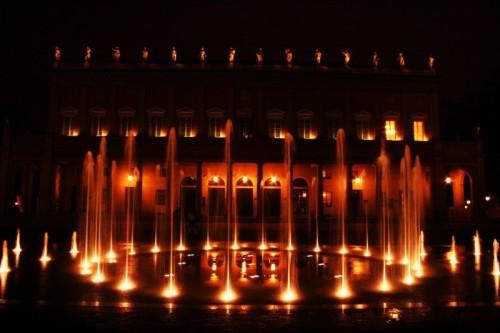 Reggio Emilia - ''Fontana di Piazza della Vittoria'' - Reggio Emilia