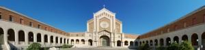 Santuario di Santa Maria Goretti - Panoramica