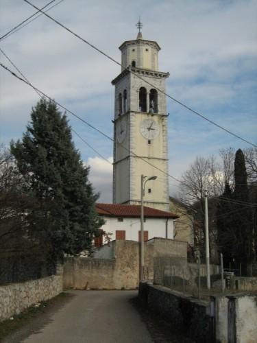 Sgonico - campanile a sgonico