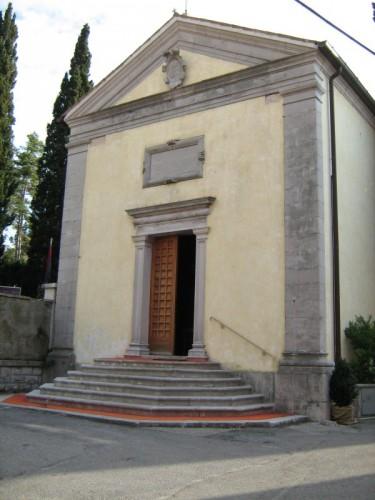 Duino-Aurisina - chiesetta a Duino