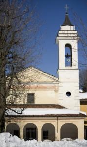 Chiesa di S.Cristina - Verzuolo