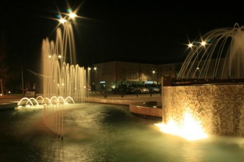 Montecchio Maggiore - giochi d'acqua