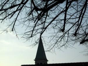 scorcio di campanile…