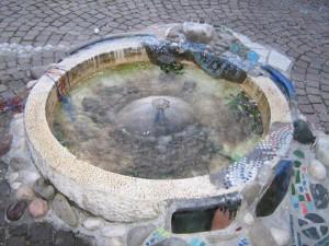 …fontana a medusa…