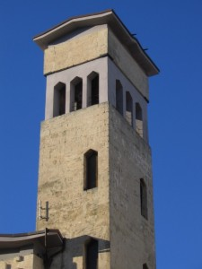 Parrocchia Maria SS. Annunziata, il campanile