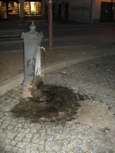 fontanella su strada…