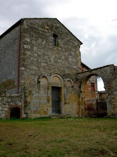 San Gimignano - Santa Maria Assunta a Conèo