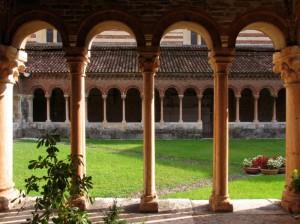 San Zeno, il chiostro