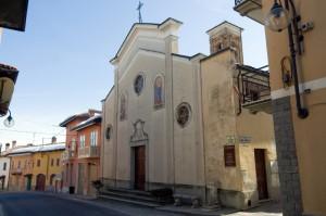 Narzole - Oratorio di San Rocco