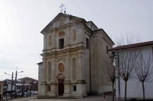 Clavesana - Santuario della Madonna della Neve