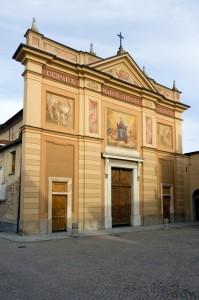 Castelletto Stura - Chiesa di Maria Vergine Incoronata