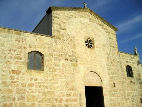 Casarano - Santa Maria della Croce o di Casaranello