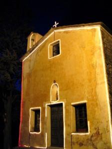 Crepuscolo a Santa Lucia