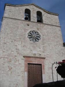 chiesa umbra
