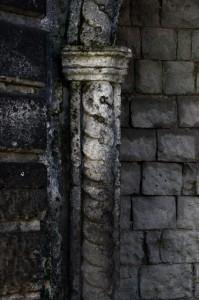 Particolare A - Fontana di Grimoaldo