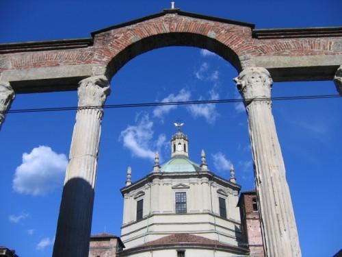 Milano - colonne romane