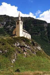 La chiesa di Riale