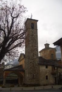 Antica chiesa a Settimo Vittone