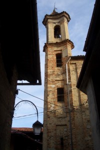 Antica chiesa a Rivara