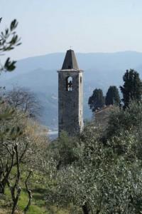 Il campanile di San Siro