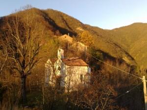 Chiesetta in Valbrevenna