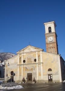 Chiesa Parrocchiale a Cafasse