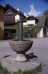 Santa Maria Maggiore, fontana