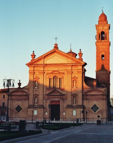 Novellara - Chiesa di Santo Stefano