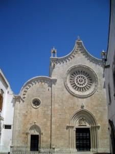 La Cattedrale di Ostuni