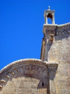 particolare cattedrale di Ostuni