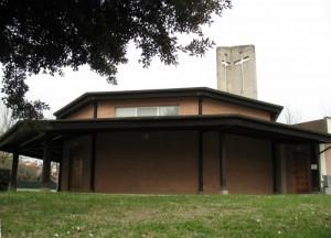 La parrocchiale delle Piane