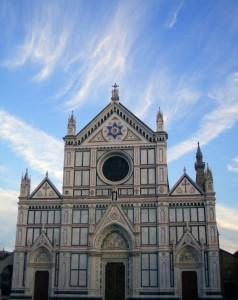 Chiesa Santa Croce - Firenze