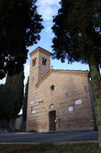chiesa di Polenta