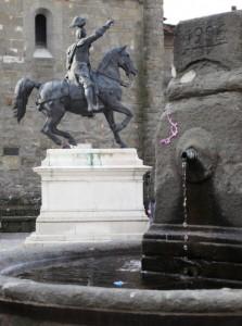 La Fontana del Ferrucci a Gavinana