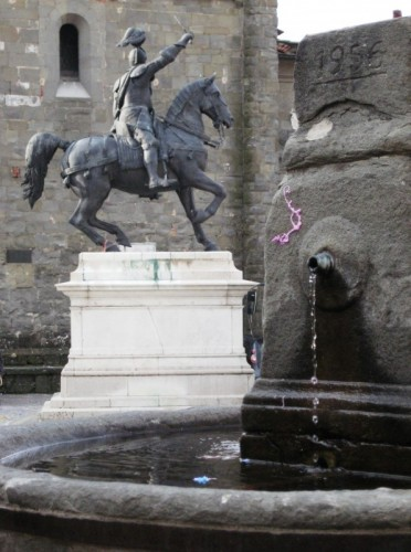 San Marcello Pistoiese - La Fontana del Ferrucci a Gavinana