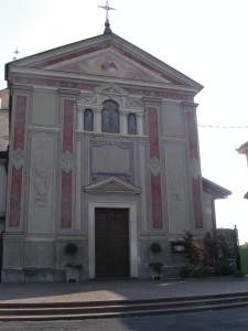 Centallo, parrocchiale di San Giovanni Battista