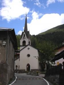 chiesetta di Soraga, Val di Fassa