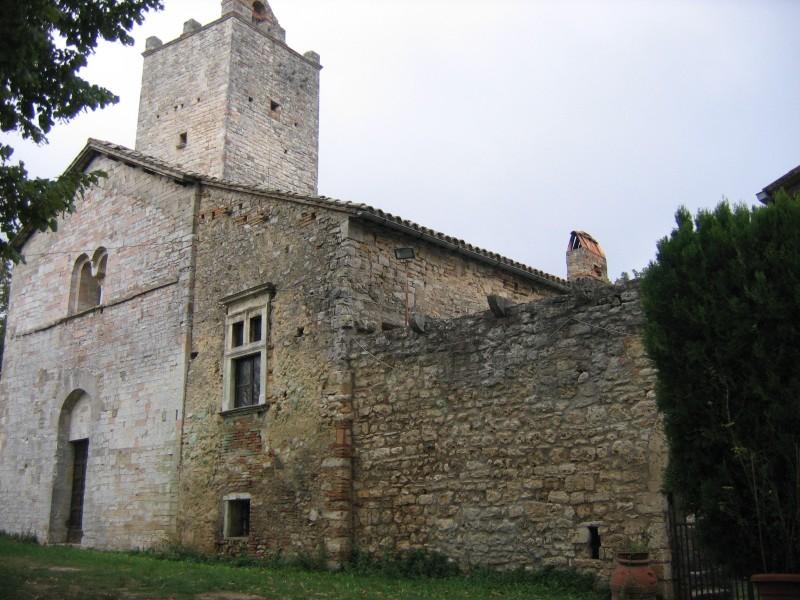 ''chiesa rurale'' - Massa Martana
