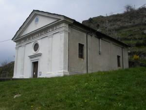 tempio valdese di Maniglia, frazione di Perrero, Val Germanasca