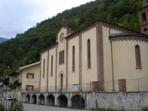 tempio valdese di Chiotti, frazione di Perrero, Val Germanasca