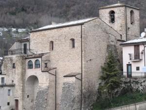 Chiesa parrocchiale di Villa Petto fraz. di Colledara (TE)
