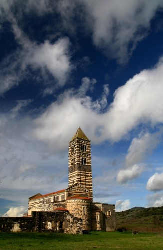 Codrongianos - Basilica di Saccargia
